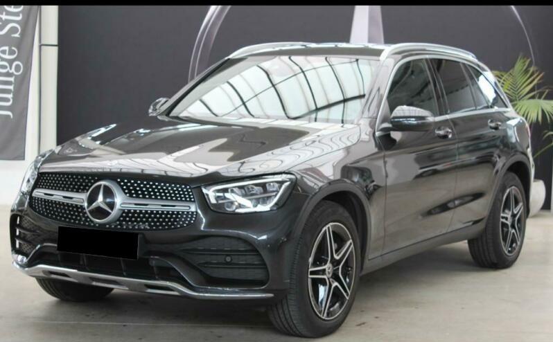Mercedes-Benz GLC 220 d 4M AMG+Mopf+Kamera+MBUX+LED+Ambientel.