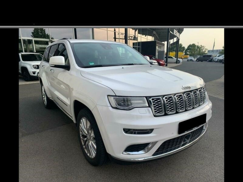 Jeep Grand Cherokee 3.0 CRD V6 SUMMIT ATM8 PANO TOP!